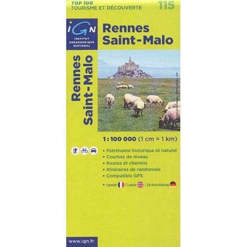 115 RENNES, SAINT-MALO