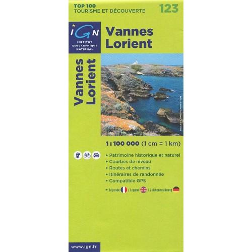 123 VANNES, LORIENT