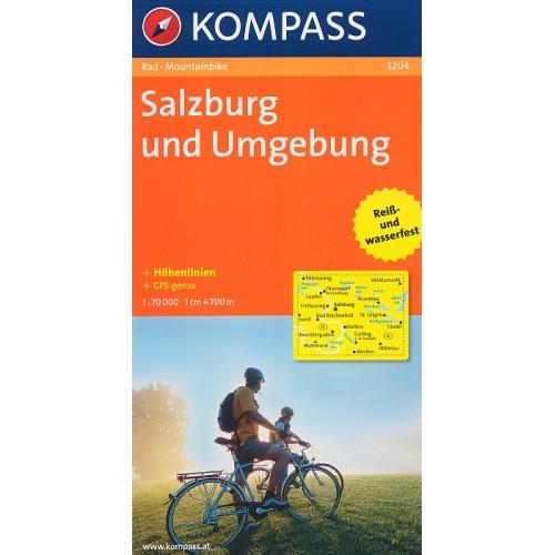 3204 SALZBURG UND UMGEBUNG