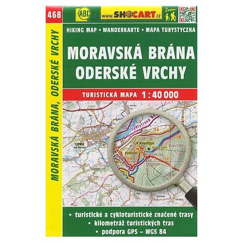 468 MORAVSKÁ BRÁNA, ODERSKÉ VRCHY