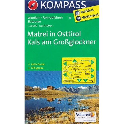 46 MATREI IN OSTTIROL, KALS AM GROSSGLOCKNER