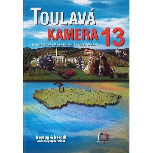 TOULAVÁ KAMERA 13 + PEXESO + KVARTETO