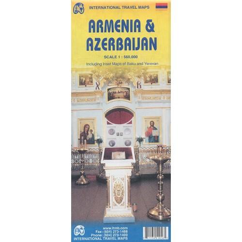 ARMÉNIE & ÁZERBÁJDŽÁN