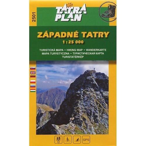 2501 ZÁPADNÉ TATRY