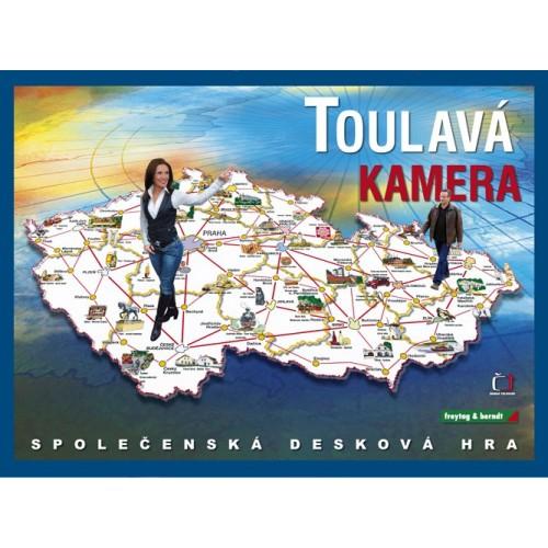 TOULAVÁ KAMERA - SPOLEČENSKÁ HRA