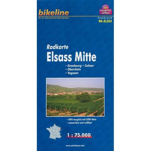 ELSASS MITTE / ALSASKO STŘED