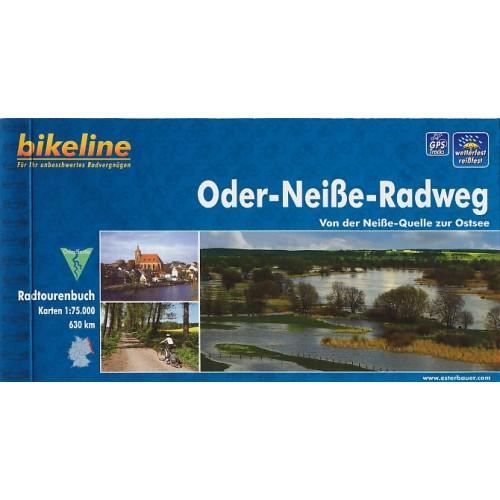 ODRA-NISA CYKLOSTEZKA/ODER-NEISSE-RADWEG