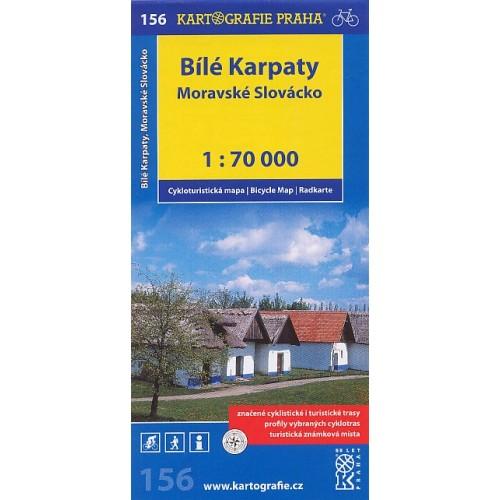 156 BÍLÉ KARPATY, MORAVSKÉ SLOVÁCKO