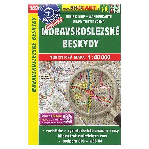 469 MORAVSKOSLEZSKÉ BESKYDY