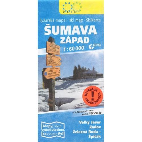 ŠUMAVA-ZÁPAD