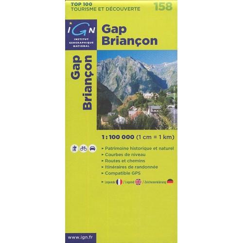 158 GAP, BRIANCON