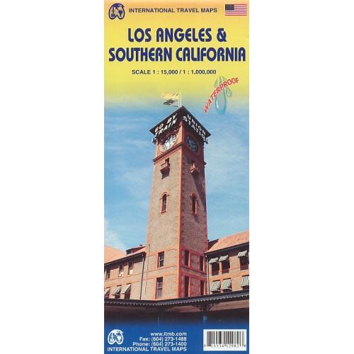 LOS ANGELES & JIŽNÍ KALIFORNIE