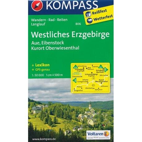 806 WESTLICHES ERZGEBIRGE