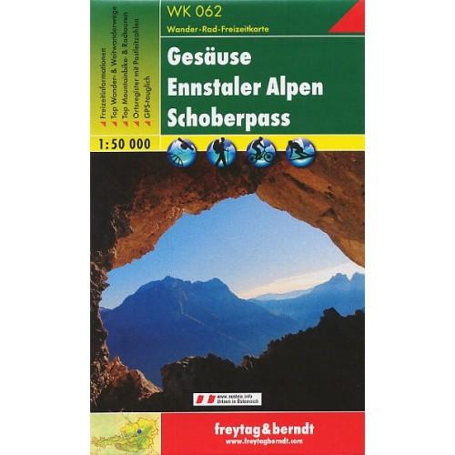 WK 062 GESÄUSE, ENNSTALER ALPEN, SCHOBERPASS
