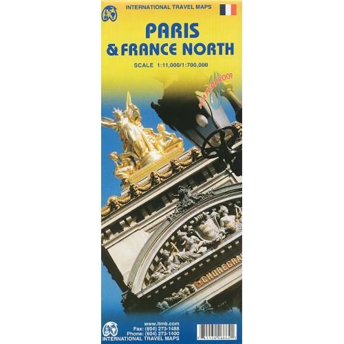 PAŘÍŽ & SEVERNÍ FRANCIE