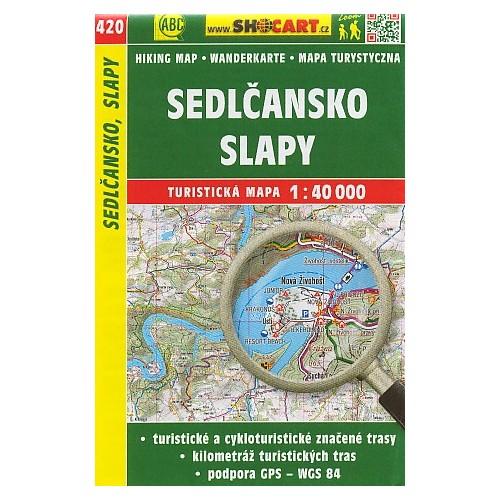 420 SEDLČANSKO, SLAPY