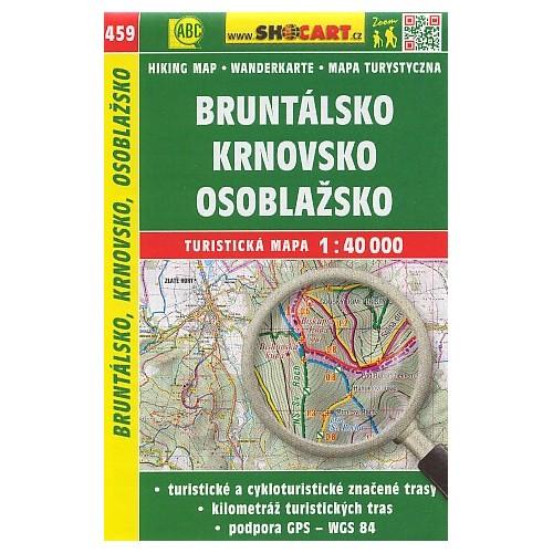 459 BRUNTÁLSKO, KRNOVSKO, OSOBLAŽSKO