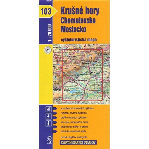 103 KRUŠNÉ HORY-CHOMUTOVSKO, MOSTECKO