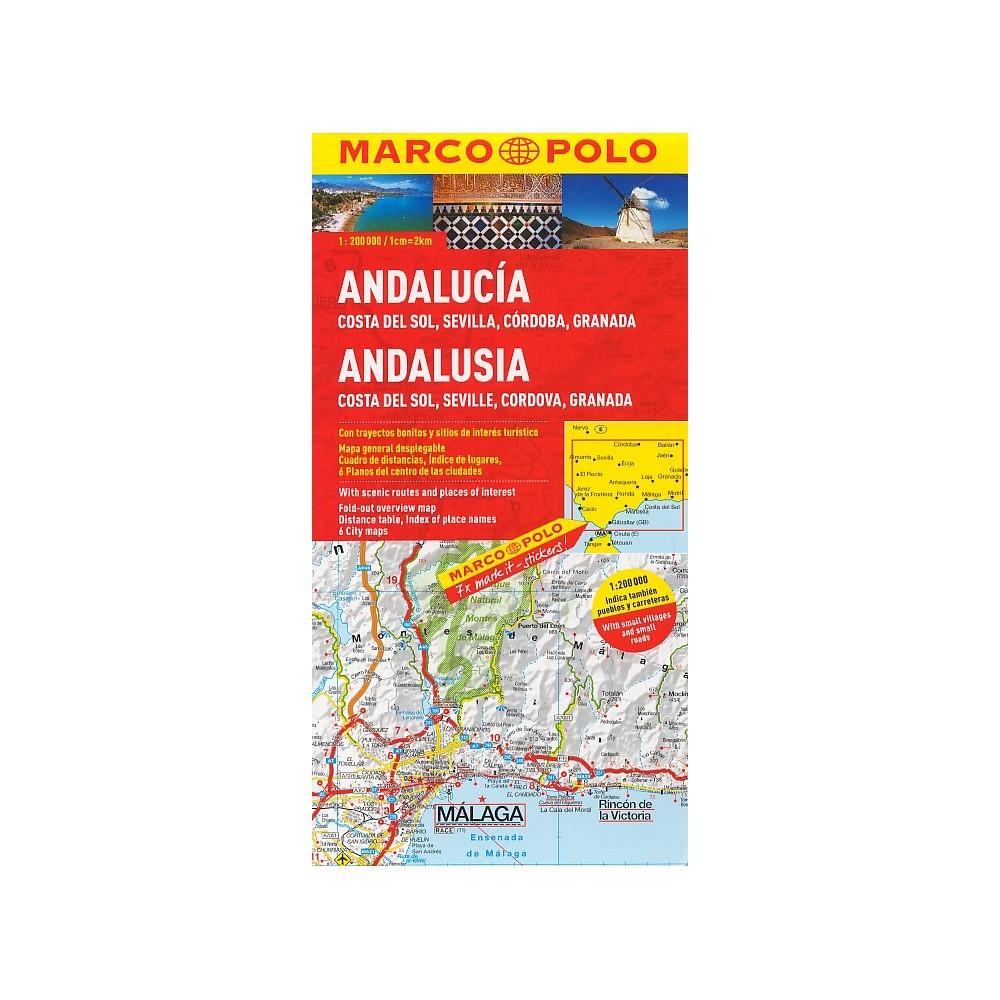 Andalusie Turistashop Turisticke Knihkupectvi