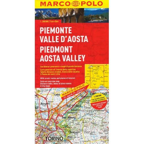 PIEMONT/PIEMONTE, VALLE D´ AOSTA