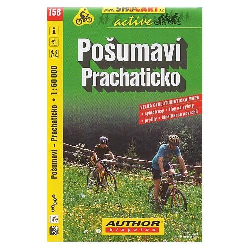158 POŠUMAVÍ-PRACHATICKO