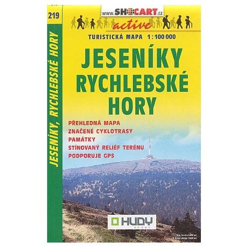 219 JESENÍKY, RYCHLEBSKÉ HORY