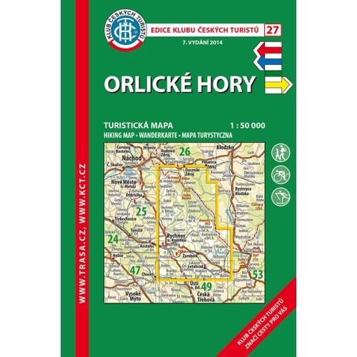 27 ORLICKÉ HORY
