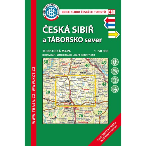 41 ČESKÁ SIBIŘ A TÁBORSKO-SEVER
