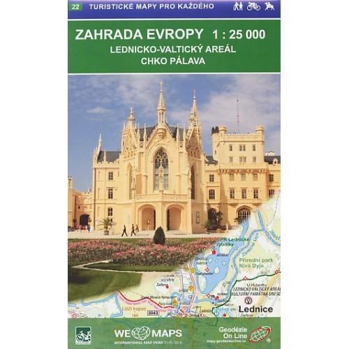 22 ZAHRADA EVROPY