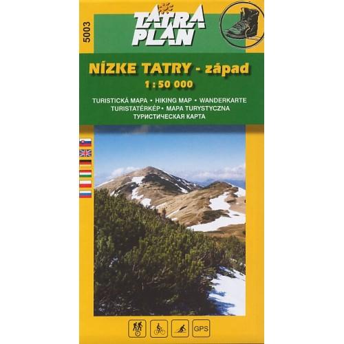 5003 NÍZKE TATRY-ZÁPAD