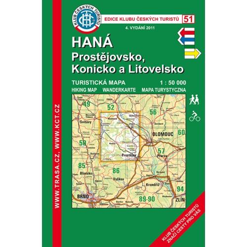 51 HANÁ-PROSTĚJOVSKO, KONICKO A LITOVELSKO