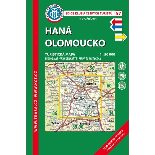 57 HANÁ-OLOMOUCKO