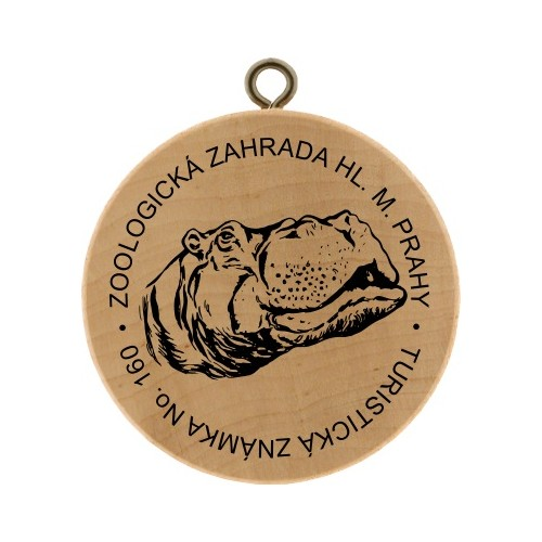 TZ No. 160 ZOOLOGICKÁ ZAHRADA HL. M. PRAHY