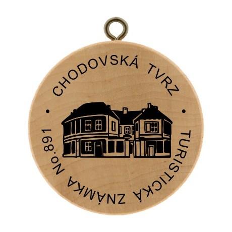 TZ No. 891 CHODOVSKÁ TVRZ