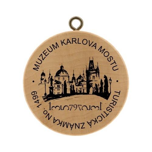 TZ No. 1499 MUZEUM KARLOVA MOSTU