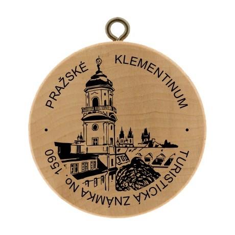 TZ No. 1590 PRAŽSKÉ KLEMENTINUM