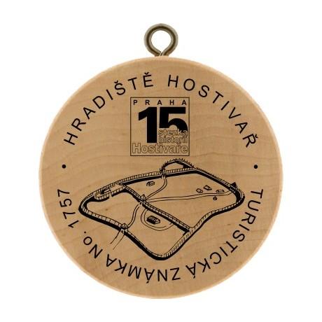 TZ No. 1757 HRADIŠTĚ HOSTIVAŘ