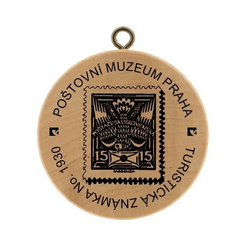 TZ No. 1930 POŠTOVNÍ MUZEUM PRAHA