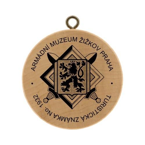 TZ No. 1932 ARMÁDNÍ MUZEUM ŽIŽKOV PRAHA
