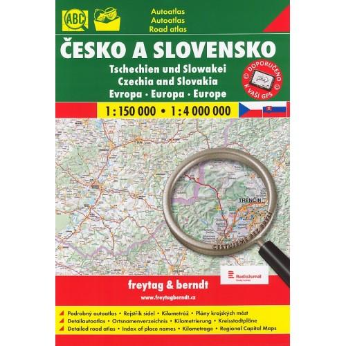 ČESKO A SLOVENSKO, EVROPA