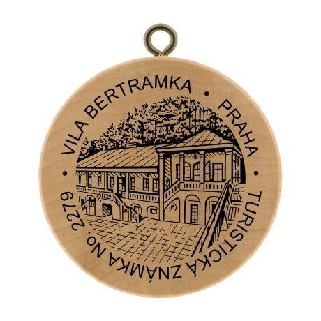 TZ No. 2279 VILA BERTRAMKA - PRAHA