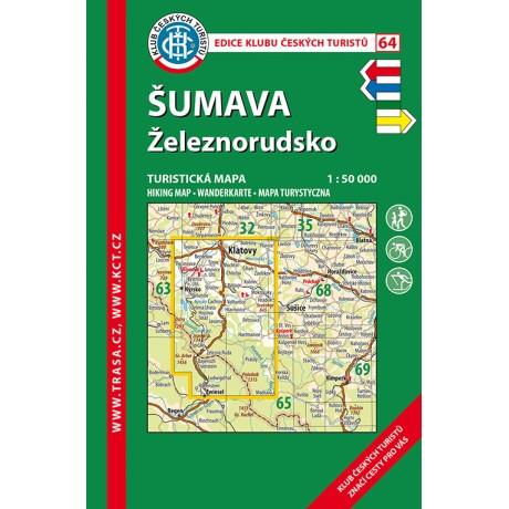 64 ŠUMAVA-ŽELEZNORUDSKO