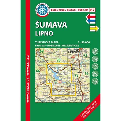 67 ŠUMAVA-LIPNO