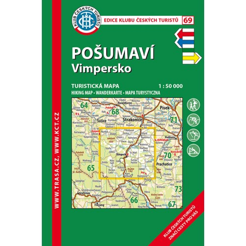 69 POŠUMAVÍ - VIMPERSKO