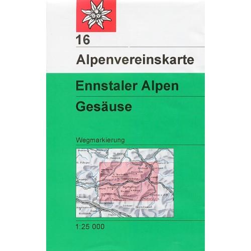 16 ENNSTALER ALPEN, GESÄUSE
