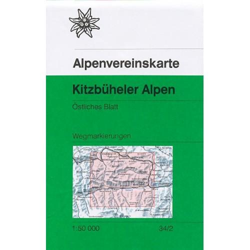 34/2 KITZBÜHELER ALPEN-OST