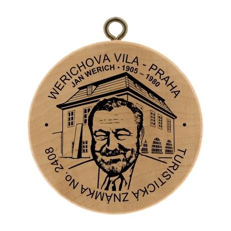 TZ No. 2408 WERICHOVA VILA - PRAHA
