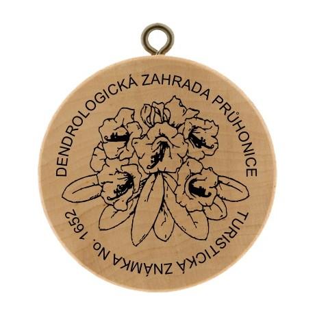 TZ No. 1652 DENDROLOGICKÁ ZAHRADA PRŮHONICE