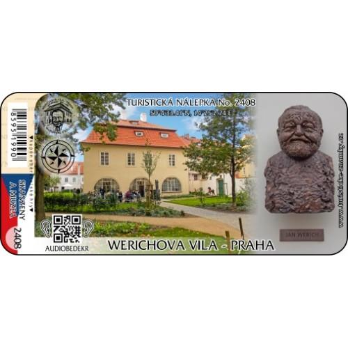 TN No. 2408 WERICHOVA VILA - PRAHA