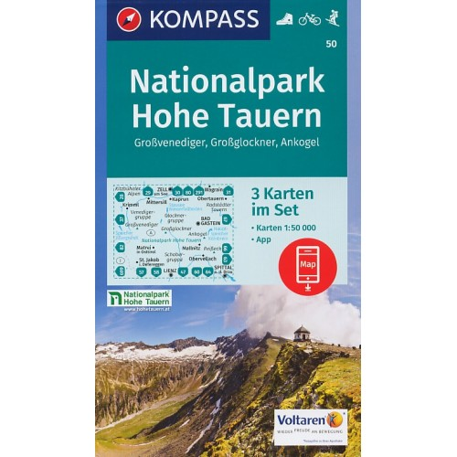 50 NATIONALPARK HOHE TAUERN